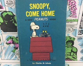Snoopy, Come Home - A Peanuts Book - Charles M Schulz