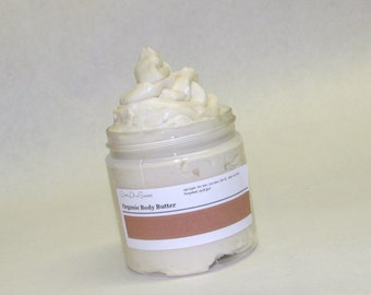 Organic  Moisturizing Coffee Body Butter