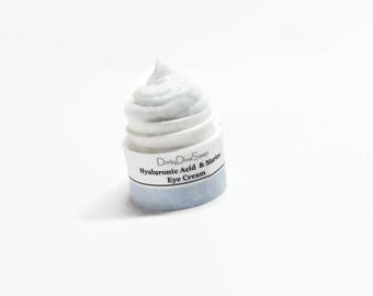 Hyaluronic Acid and Marine Eye Cream with Sea Algae  Extract and Marine Collagen