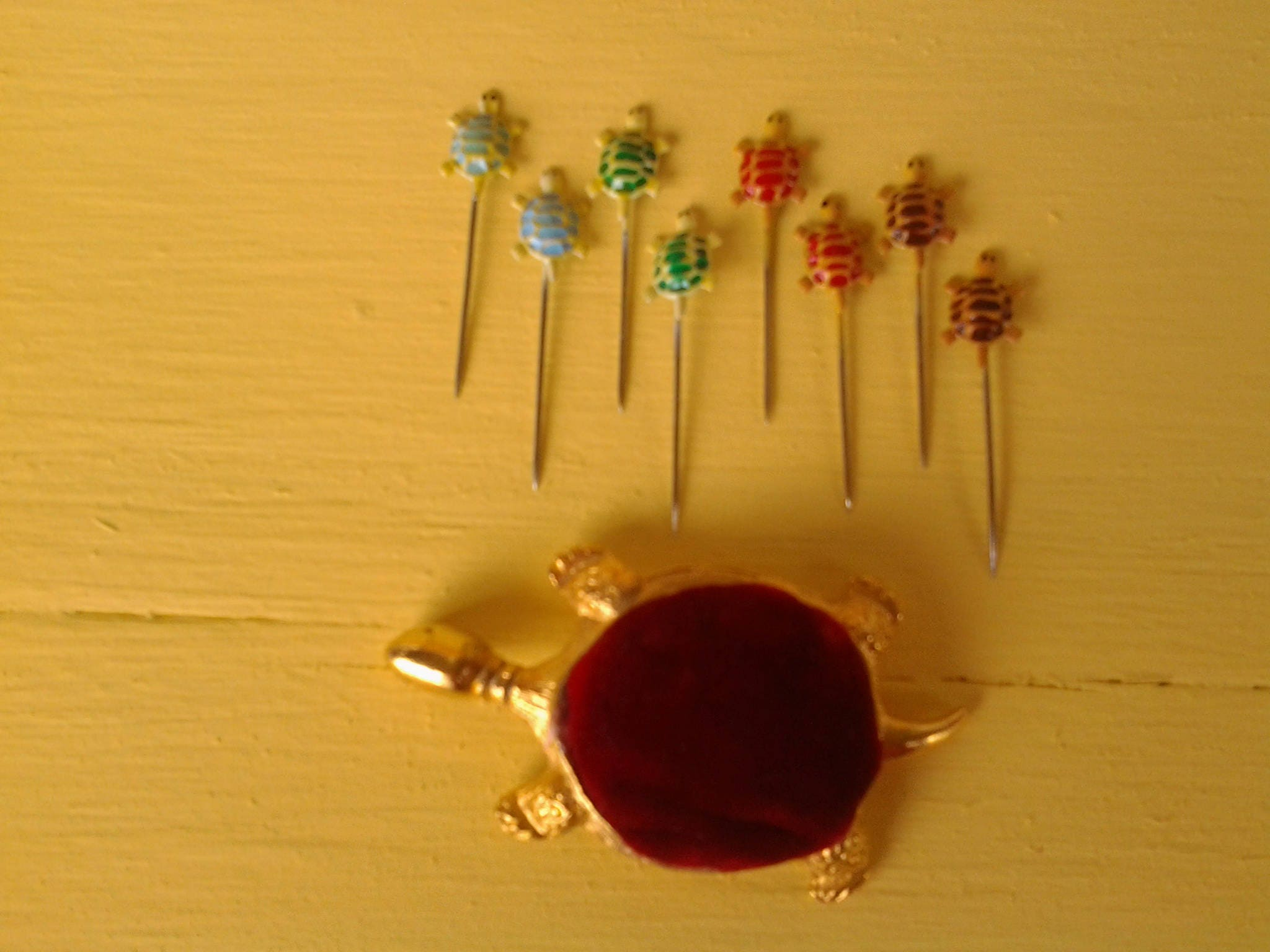 Stick pins for crafts - Sold By Noneedfornew