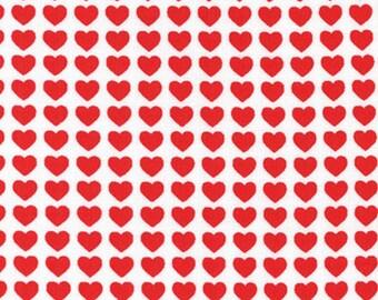 Minny Muu - Hearts Red from Lecien