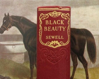 Black Beauty with Arabian Nights' Entertainments bound in one book