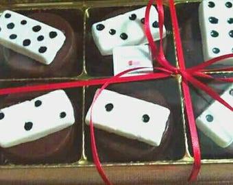 Domino chocolate covered Oreos