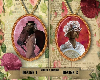 German Shorthaired Pointer Jewelry. GSP Pendant or Brooch. GSP Necklace. GSP Portrait. Custom Dog Jewelry by Nobility Dogs.Handmade Jewelry