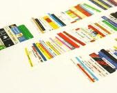 Libraries - Japanese Washi Masking Tape - 30mm Wide - 5.5 Yards