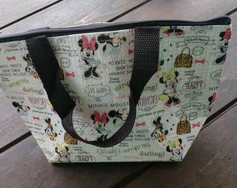 Minnie Mouse Thermal Insulated Lunch Bag