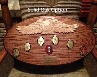 Eagle Scout Plaque #2 Oval