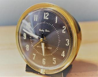 Baby Ben Vintage Alarm Clock
