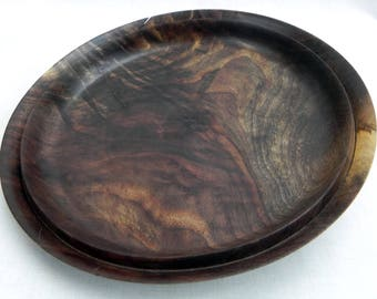 Wood Bowl - Black Walnut, 568