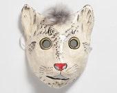 cat paper mask