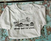 Nature Take the Wheel T Shirt