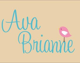 Custom Ava Brianne