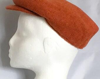 Harris Tweed Cap, Flat cap