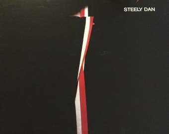 Aja Steely Dan on ABC Records 1977