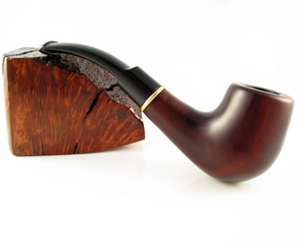 Handcrafted Pipe wooden pipe, Wood pipe Tobacco Pipe/Pipes Smoking Pipes/Pipe Fits 9mm filters - Best Price in FPS