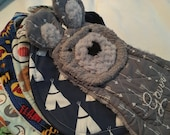 Baby Bear, teether, toy, pacifier holder, burp cloth, take to the bath, beach, or pool, i am 100% cotton terry and i wash easily