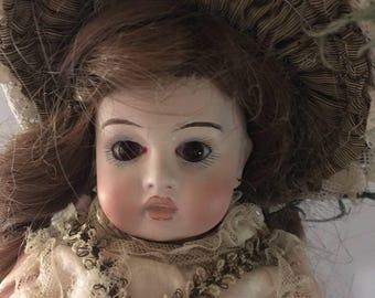 Precious Antique French Bru Jne Doll