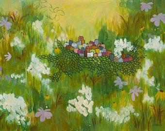 Grounded in Hope- Fine Art Print