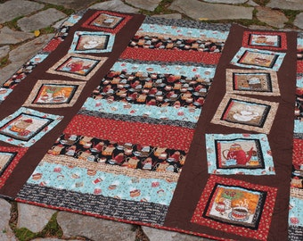 Coffee Lover's Quilt