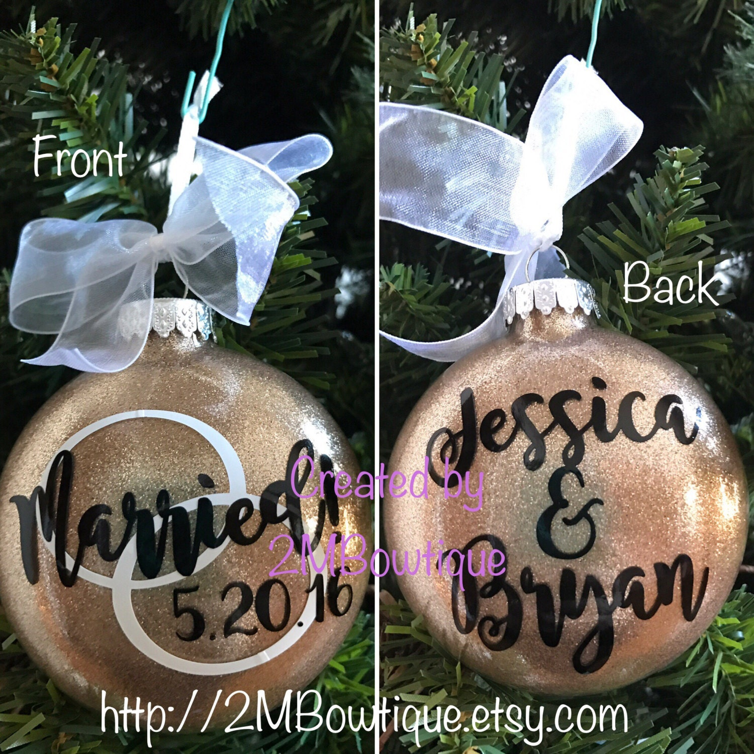 First married christmas ornament - Wedding Ornament First Christmas Ornament Married First Christmas First Christmas Married First Christmas As Mr And Mrs