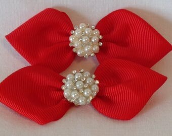 Baby Hairbows/Girls Hairbows/Boutique Hairbows/Basic Hairbows