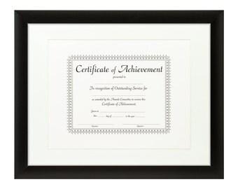 Diploma Frame 11x14 Etsy