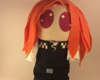 Amy Pond Doctor Who Plush