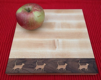 Cutting board - Cheese board -  Serving plate - Animals cutting board