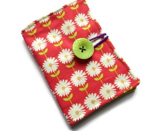 Pink Tea Bag Holder - Wallet for Tea Bags - Card Wallet - Tea Bag Wallet - Teabag Wallet - Teabag Case