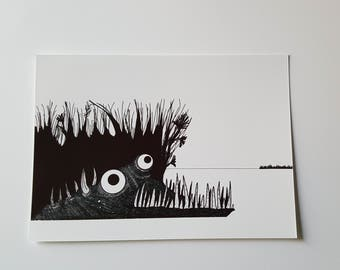 Marsh print