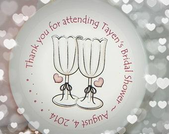 Bridal Shower Favor - Wedding Favor - Wedding Shower Favor - Shower Favor - Unique Favor - Whipped Body Butter - Personalized Favor