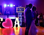 3pc Marquee Sign