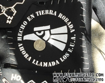 Xicana/o Pride Patch