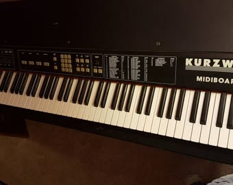 Kurzweil MidiBoard Vintage 88 Key Vintage
