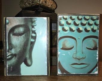 Pair of Buddhas