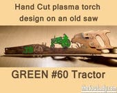GREEN Metal Art # 60 Trac...
