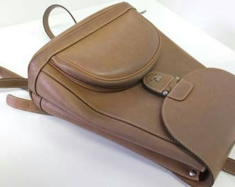 Courreges backpack vintage