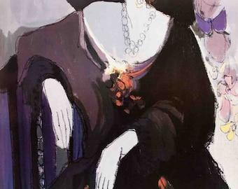 Isaac Maimon-Francesca-1992 Poster