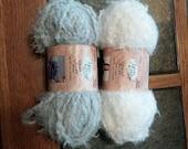 Yarn Bee brand Cameo Bulky Quartz Crystal or Platinum yarn