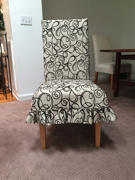 Parson's/Dining Chair Slipcover - Made to Your Specs