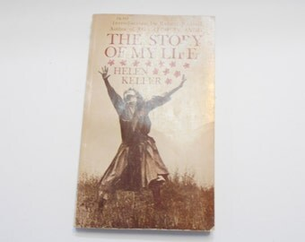 The Story Of My Life by Helen Keller (20) 8th Printing July 1974, Scholastic Magazines
