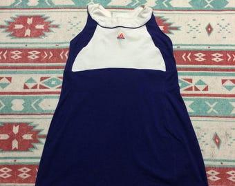 Vintage Adidas Athletic Sports Dress