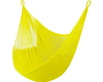 Bondi Backyard Swing Chair Hammock | Yellow Leaf