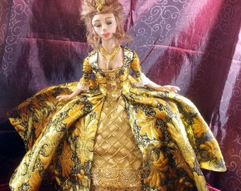 Rella one of a kind fairy tale art doll