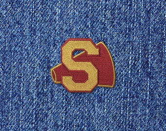 25% Buffy the Vampire Slayer inspired Sunnydale Cheerleader iron-on fan patch Hellmouth Firefly Serenity Comic Con Cosplay