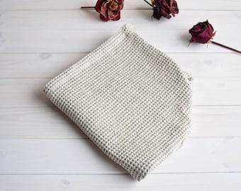 Linen waffle turban, Linen hair turban, Hair turban, Turban towel, Hair Drying Towel, Linen hair drying towel, wrapping turban for wet hair