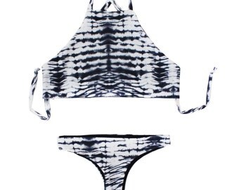 Halter Bikini | Swimwear -- Choose Your Print