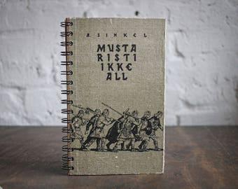"""Wire Bound Journal Tartuensis College """"Peasants"""", College Notebook"""