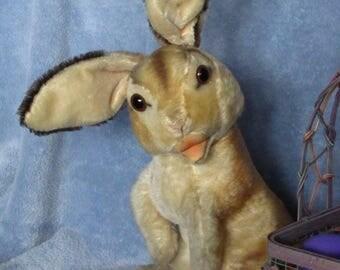 Large Vintage Steiff Rabbit Manni