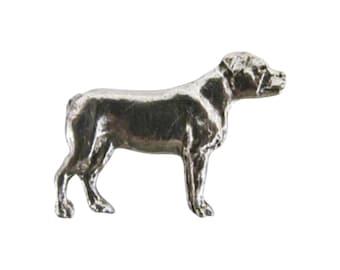 Full Body Amstaff Terrier ~ Refrigerator Magnet ~ D312FM,DC312FM,DP312BFM